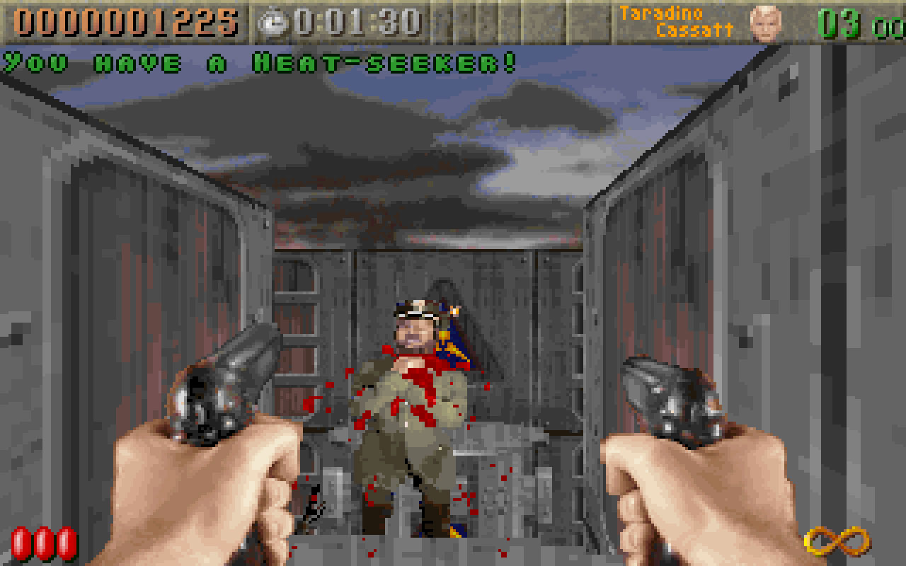 Rise of the Triad: Dark War screenshot 2