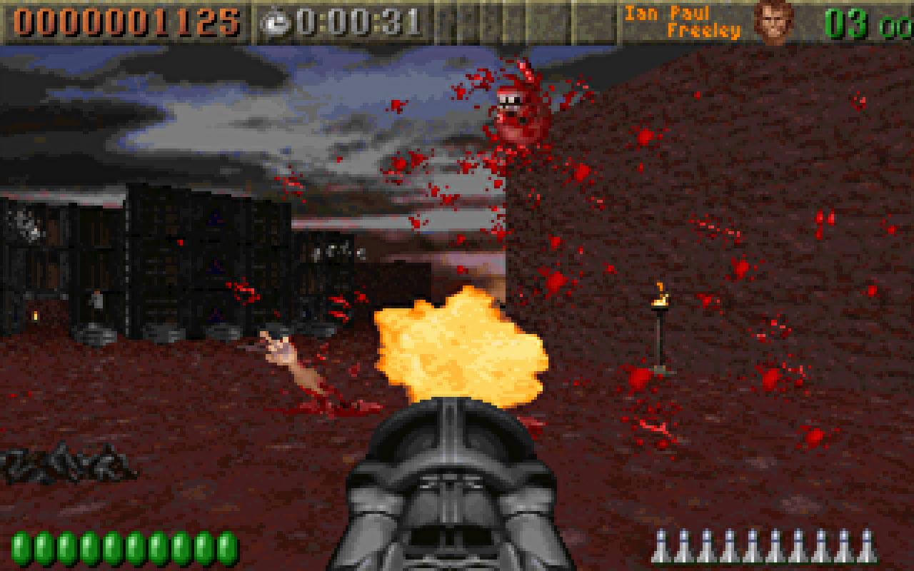Rise of the Triad: Dark War screenshot 3
