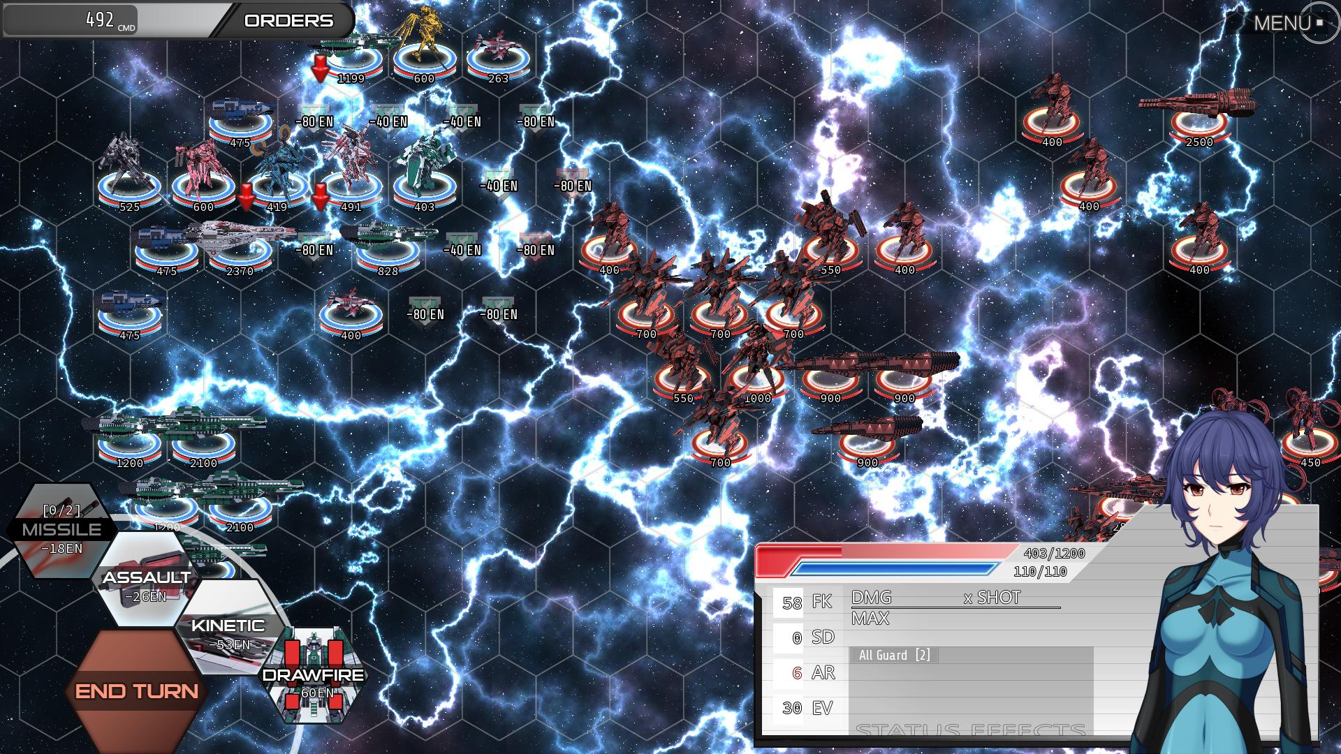 Sunrider: Liberation Day - Captain's Edition screenshot
