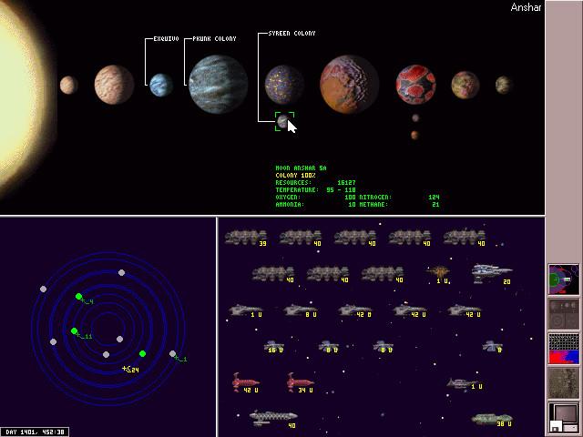 Star Control III screenshot