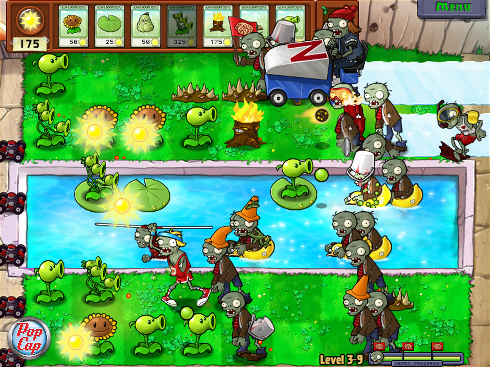 Plants vs. Zombies GOTY Edition screenshot