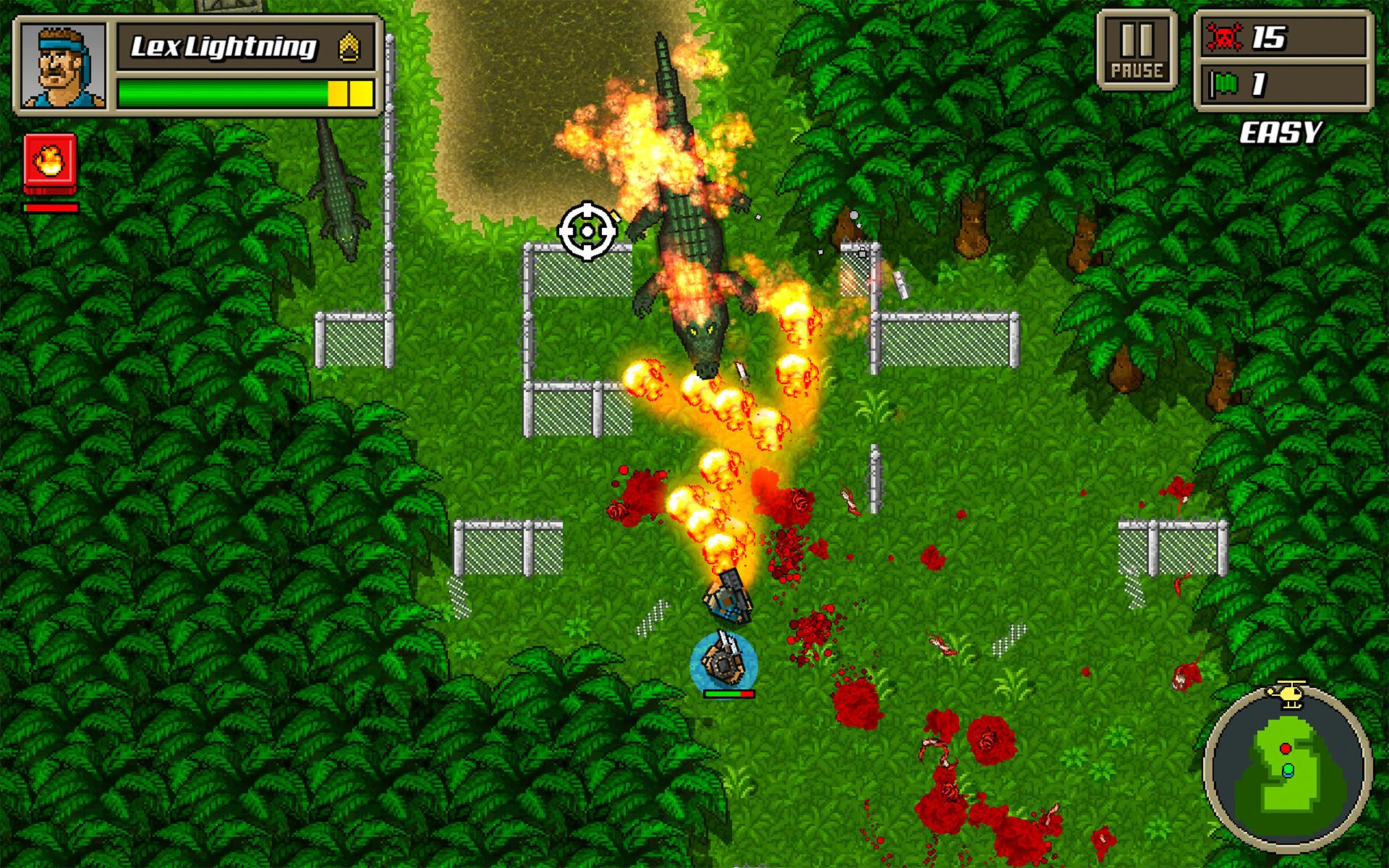 Kick Ass Commandos screenshot