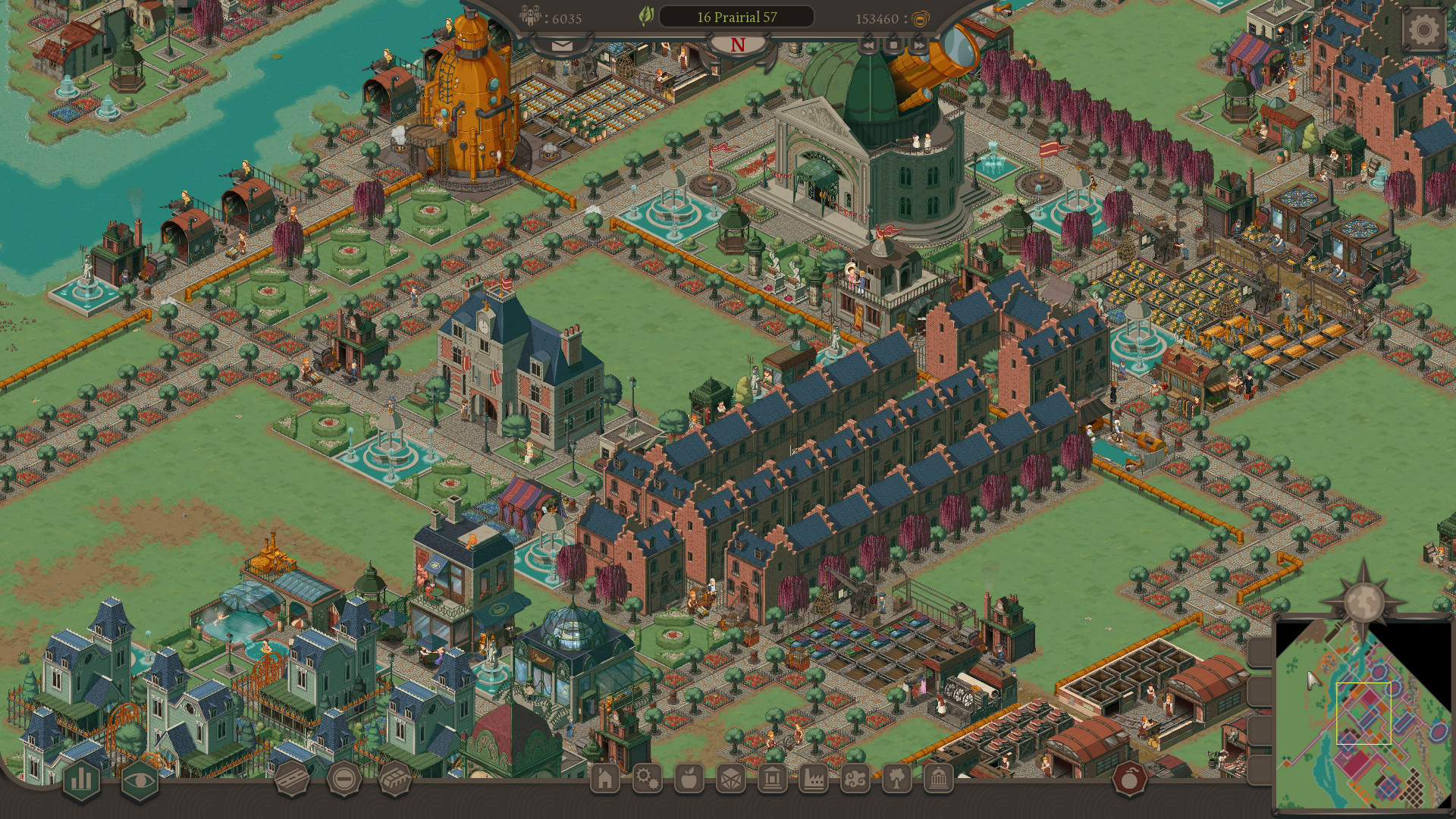 Lethis - Path of Progress screenshot