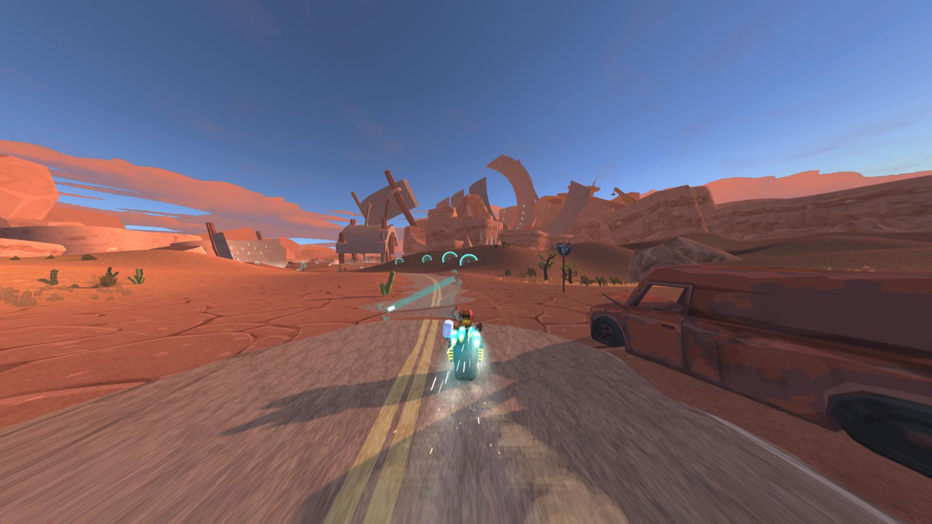 Defunct screenshot