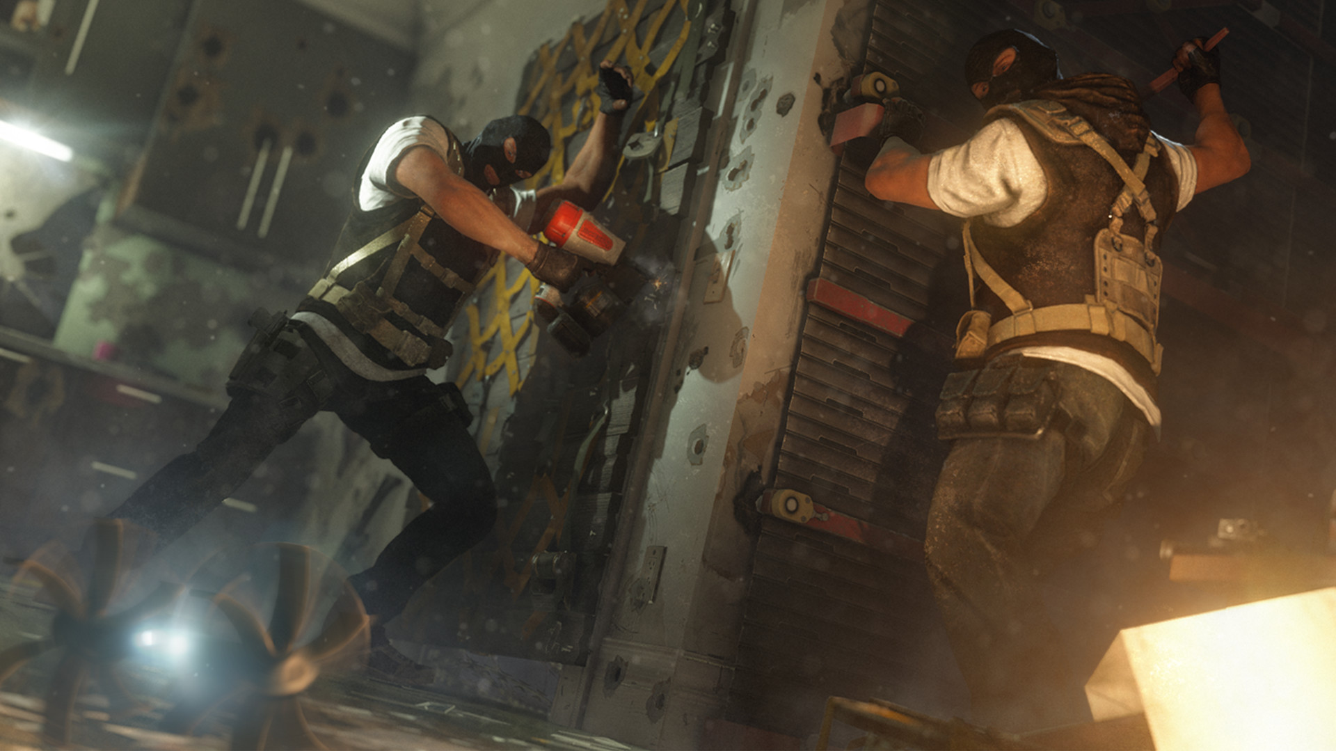 Tom Clancy's Rainbow Six Siege image 2