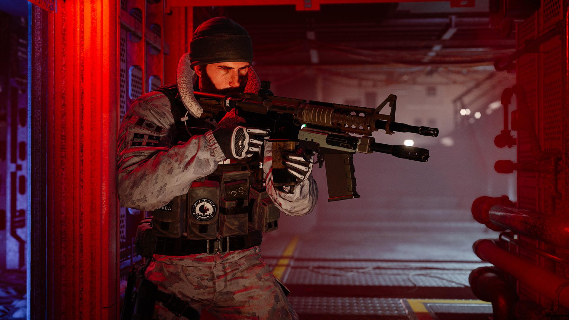 Скриншот игры [Аккаунт] Tom Clancy's Rainbow Six Siege