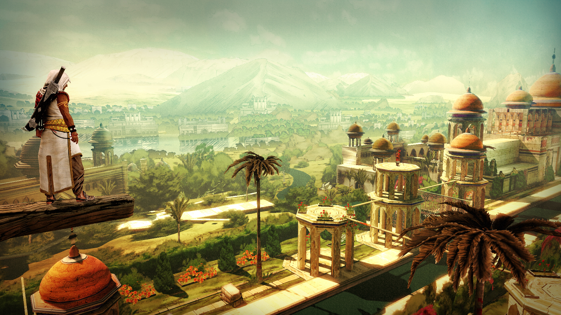 Assassin's Creed Chronicles: India screenshot