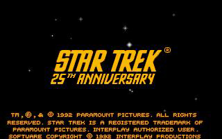 Star Trek : 25th Anniversary screenshot