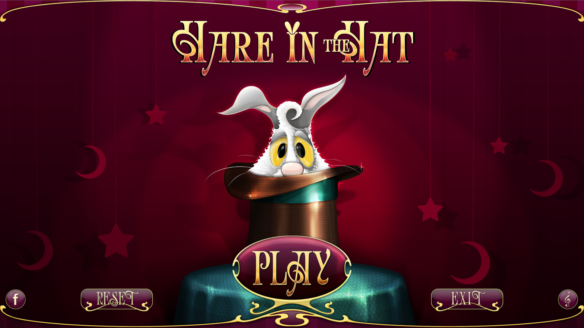Hare In The Hat screenshot