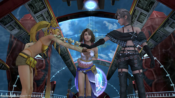 Final Fantasy X / X-2 HD Remaster v1.0 Plus 28 and Plus 21 Trainer-FLiNG