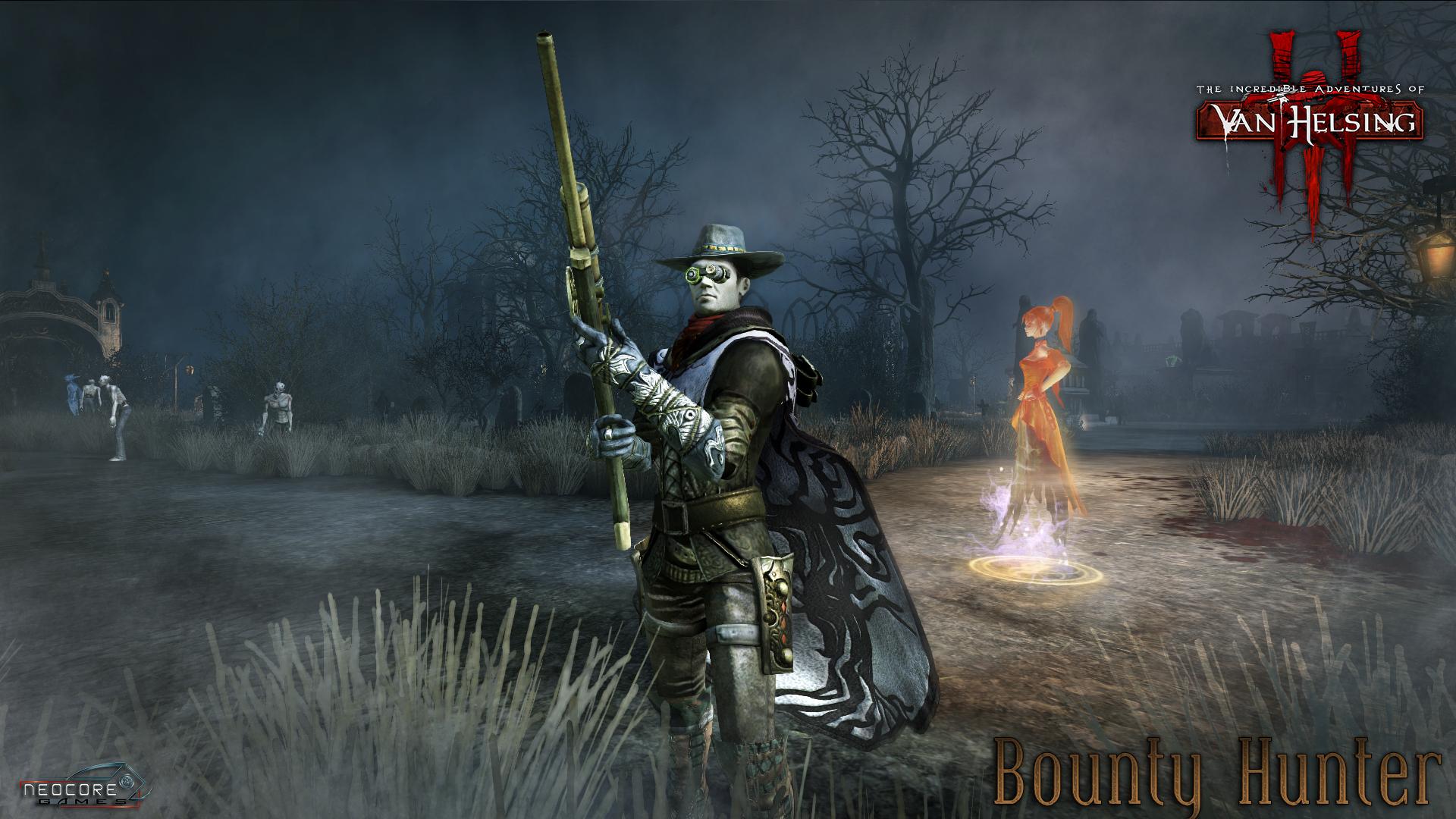 The Incredible Adventures of Van Helsing III screenshot
