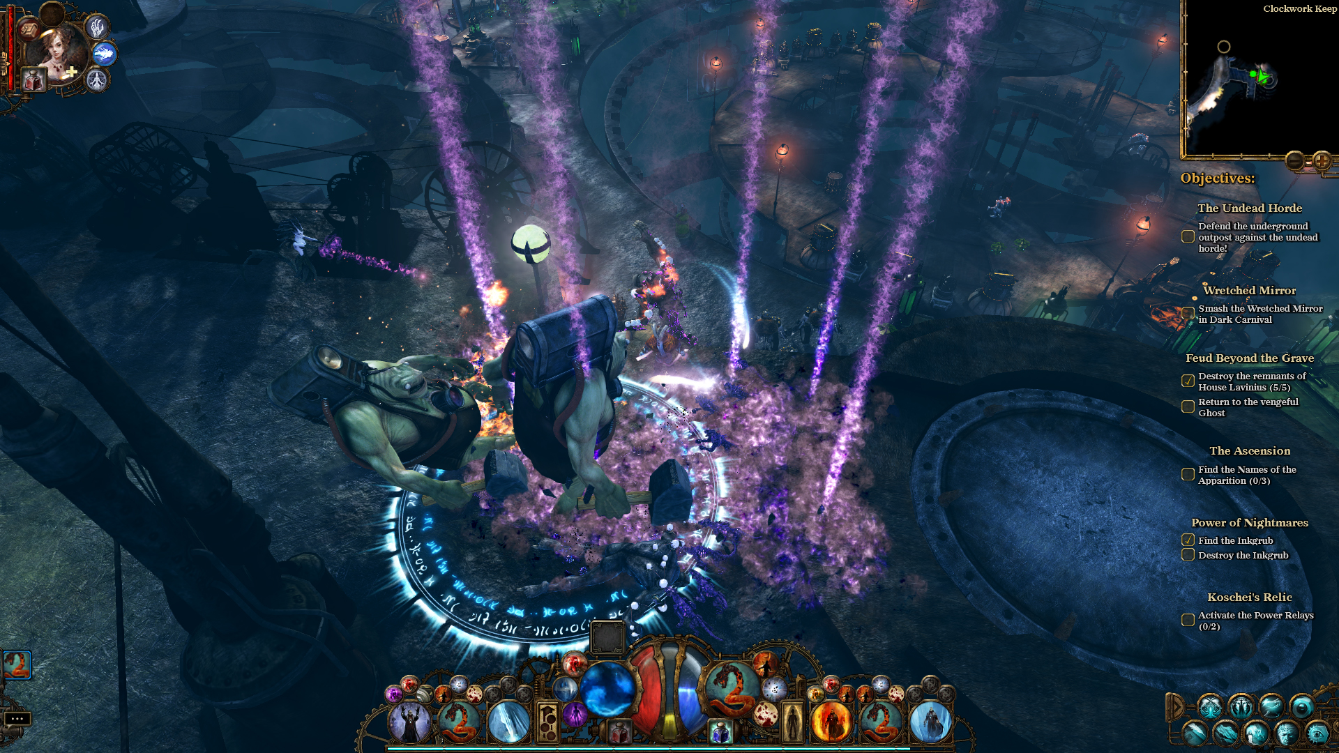 The Incredible Adventures of Van Helsing III screenshot 2