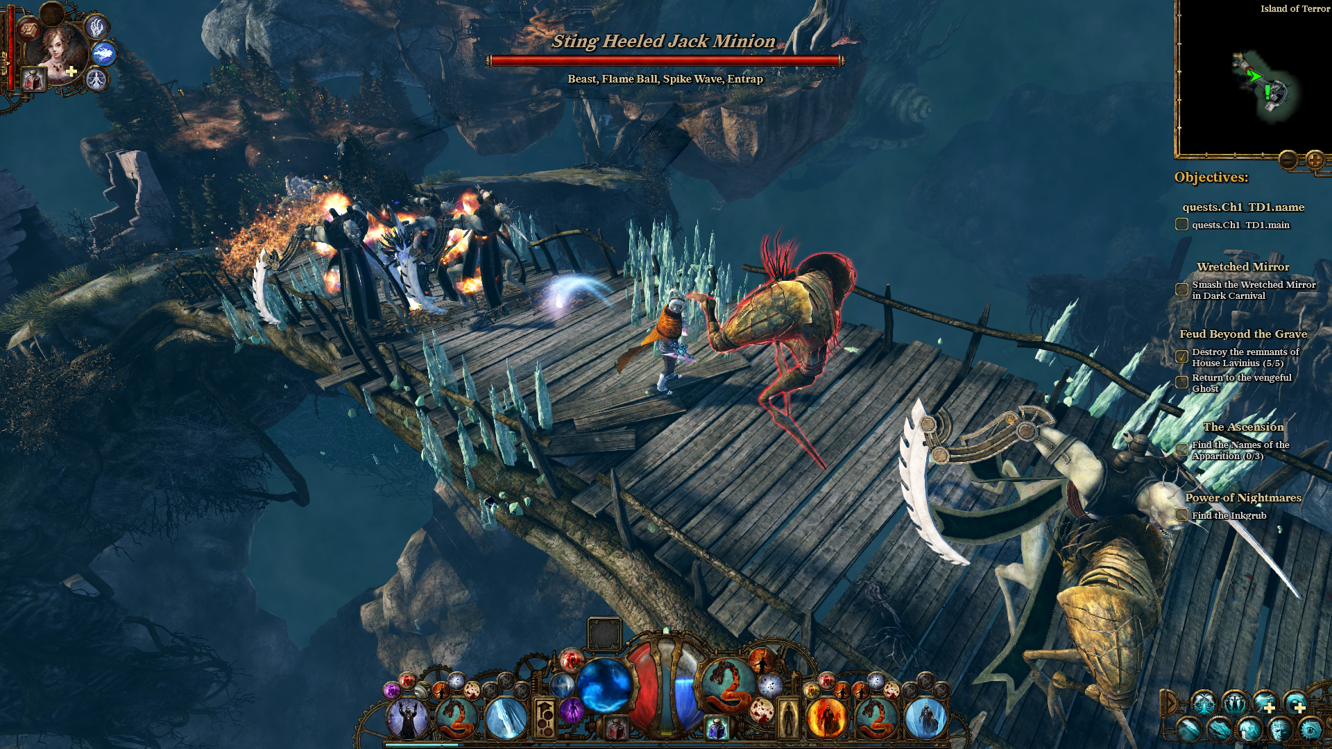 The Incredible Adventures of Van Helsing III screenshot 3