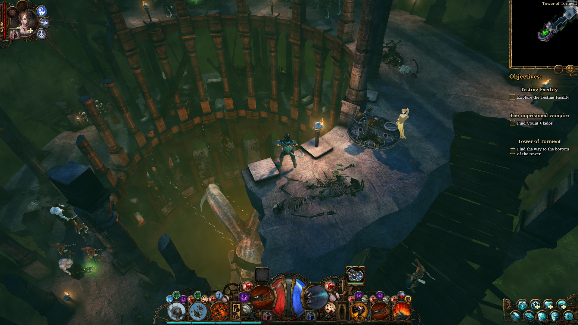 The Incredible Adventures of Van Helsing III screenshot 1