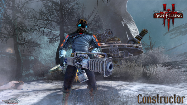 The Incredible Adventure of Van Helsing 3 PC CODEX Download