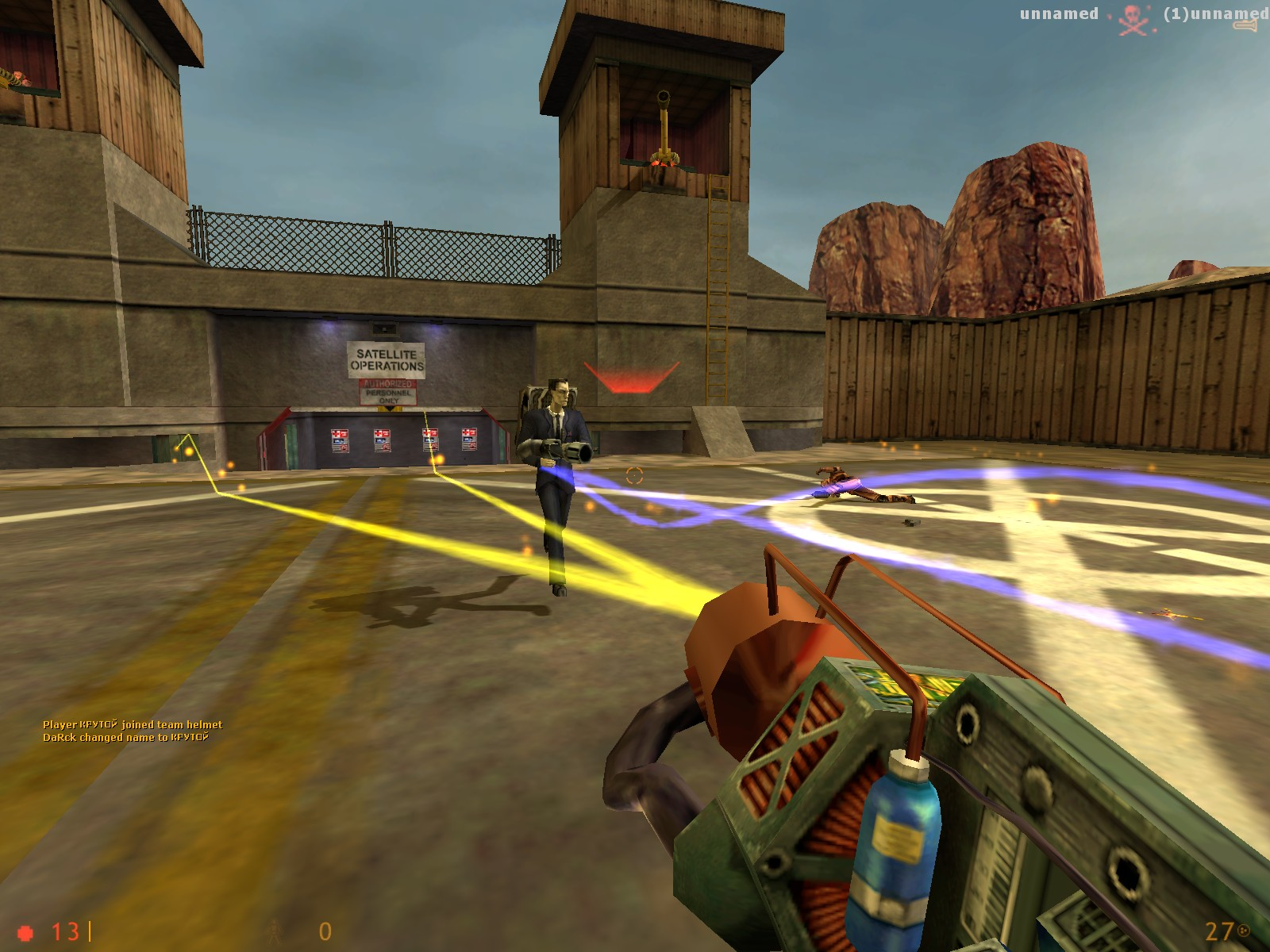 Half-Life Deathmatch: Source screenshot