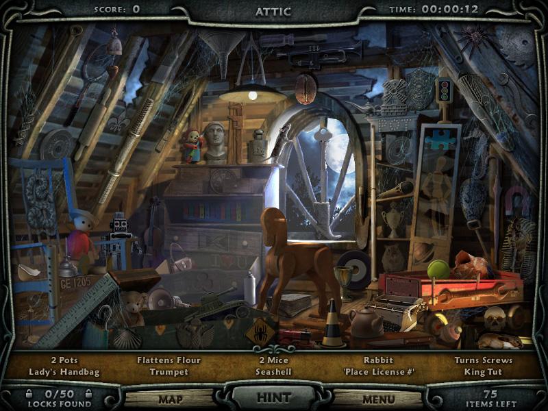 Escape Rosecliff Island screenshot