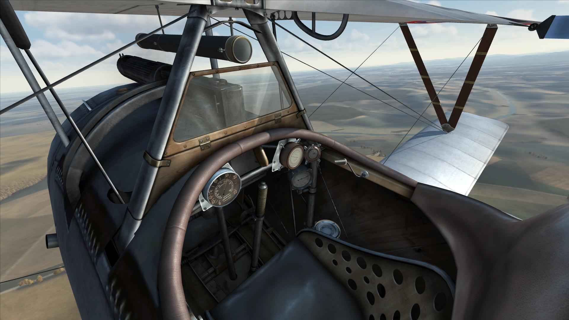 Rise of Flight: ILYA Muromets screenshot