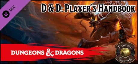 Fantasy Grounds - D&D Player's Handbook