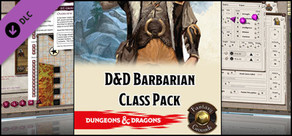 Fantasy Grounds - D&D Barbarian Class Pack