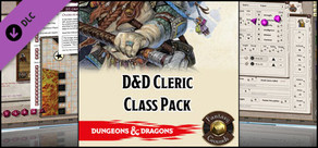 Fantasy Grounds - D&D Cleric Class Pack
