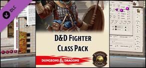 Fantasy Grounds - D&D Fighter Class Pack