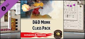 Fantasy Grounds - D&D Monk Class Pack