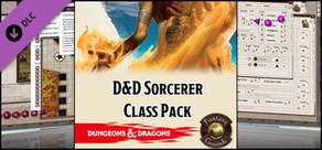 Fantasy Grounds - D&D Sorcerer Class Pack