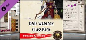 Fantasy Grounds - D&D Warlock Class Pack