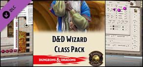 Fantasy Grounds - D&D Wizard Class Pack