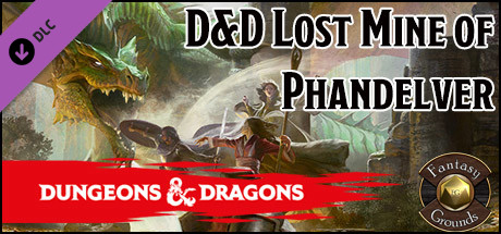 Fantasy Grounds - D&D Lost Mine of Phandelver