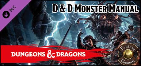 Fantasy Grounds - D&D Monster Manual