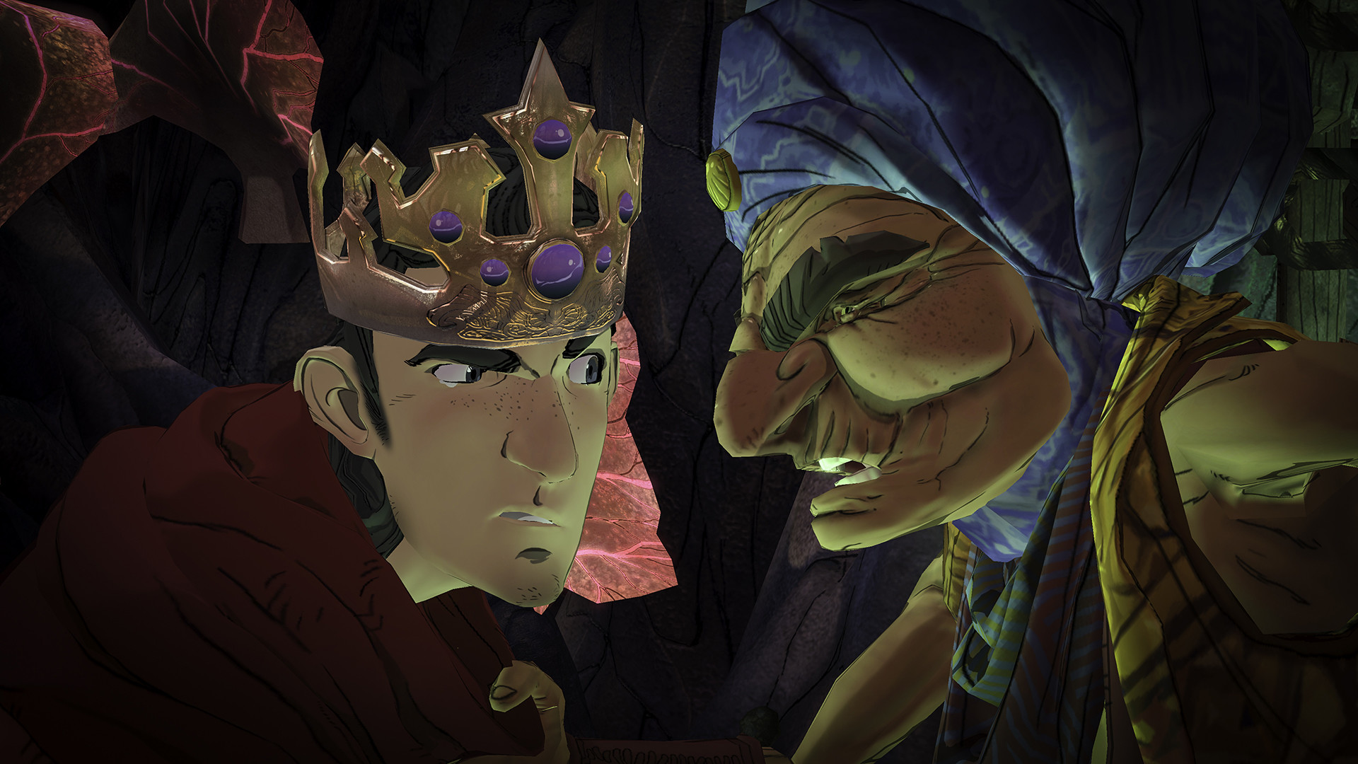 King's Quest - Chapter 2: Rubble Without A Cause screenshot