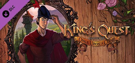 King's Quest - Chapter 3: Once Upon a Climb