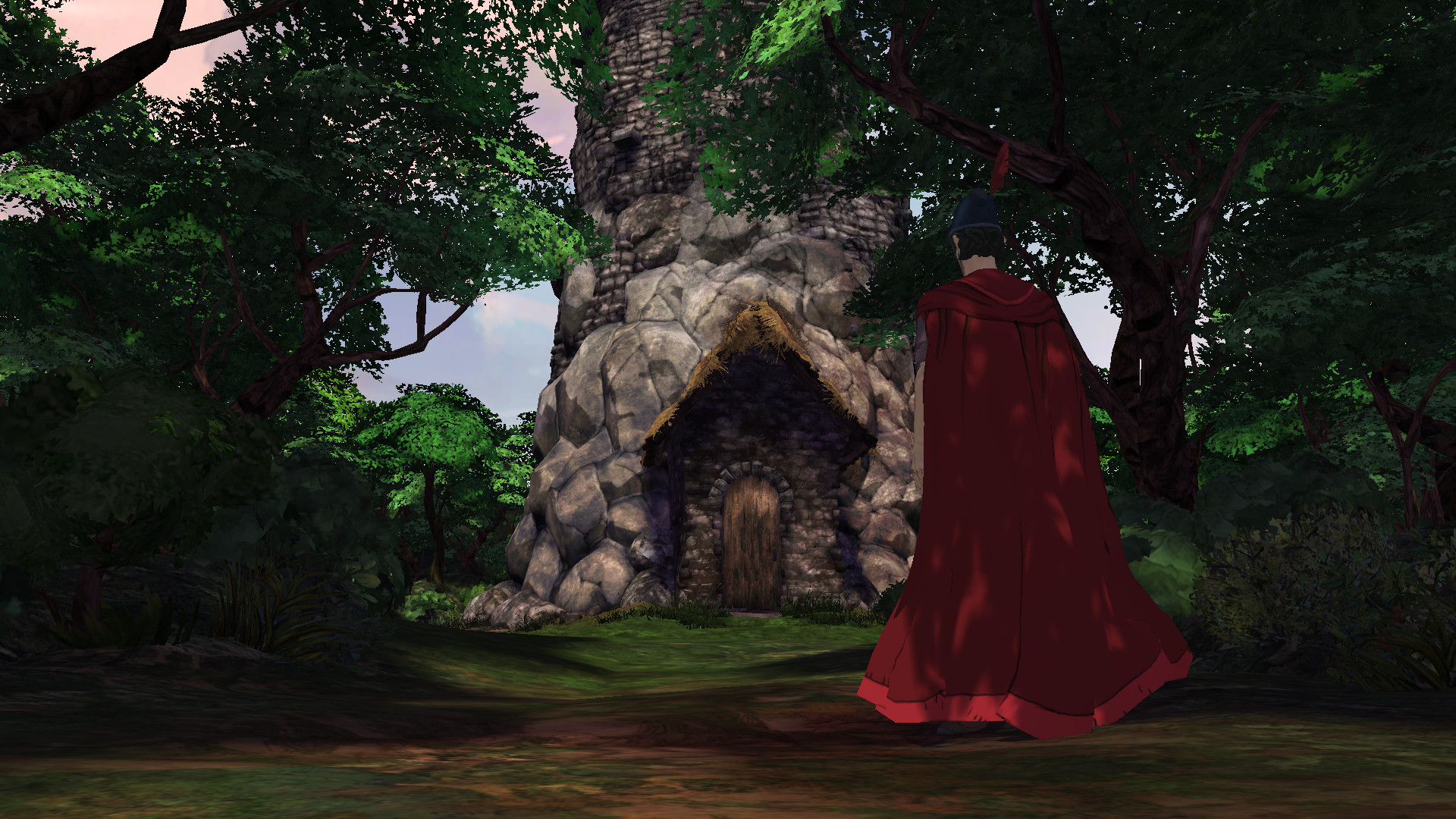King's Quest - Chapter 3: Once Upon a Climb screenshot