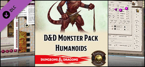 Fantasy Grounds - D&D Monster Pack - Humanoids
