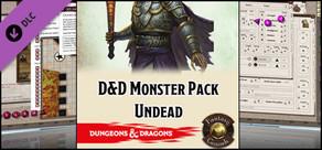 Fantasy Grounds - D&D Monster Pack - Undead