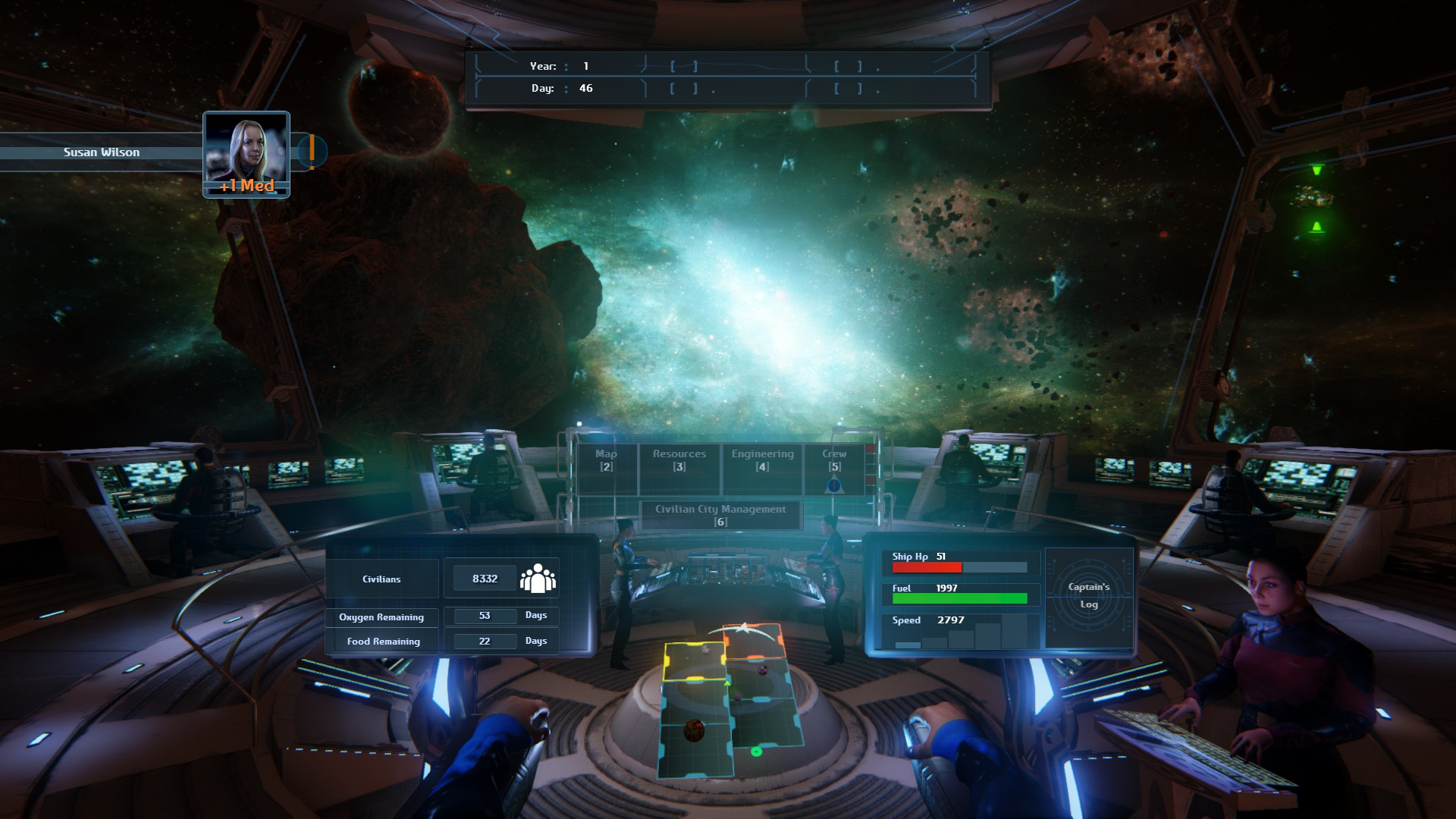 Into the Stars screenshot