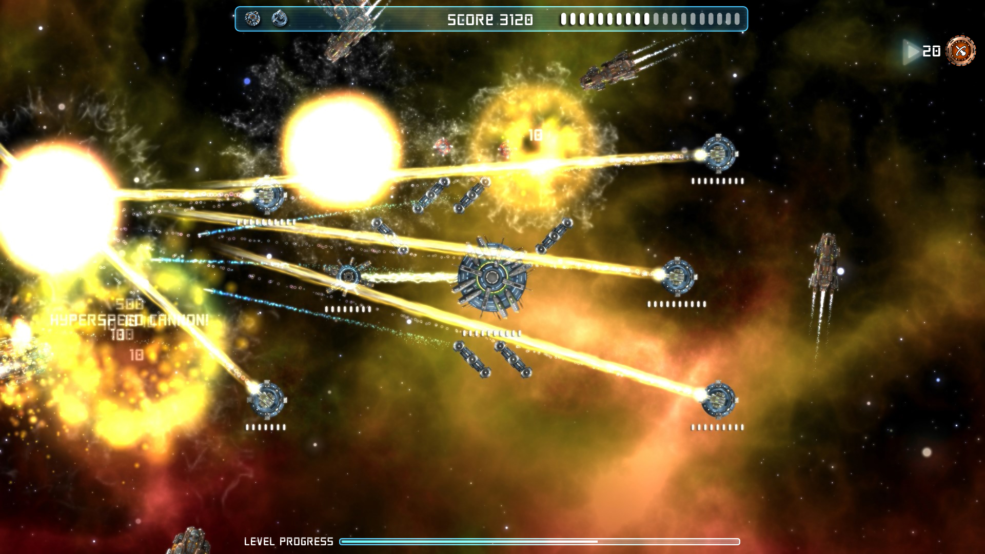 StarFence: Heroic Edition screenshot