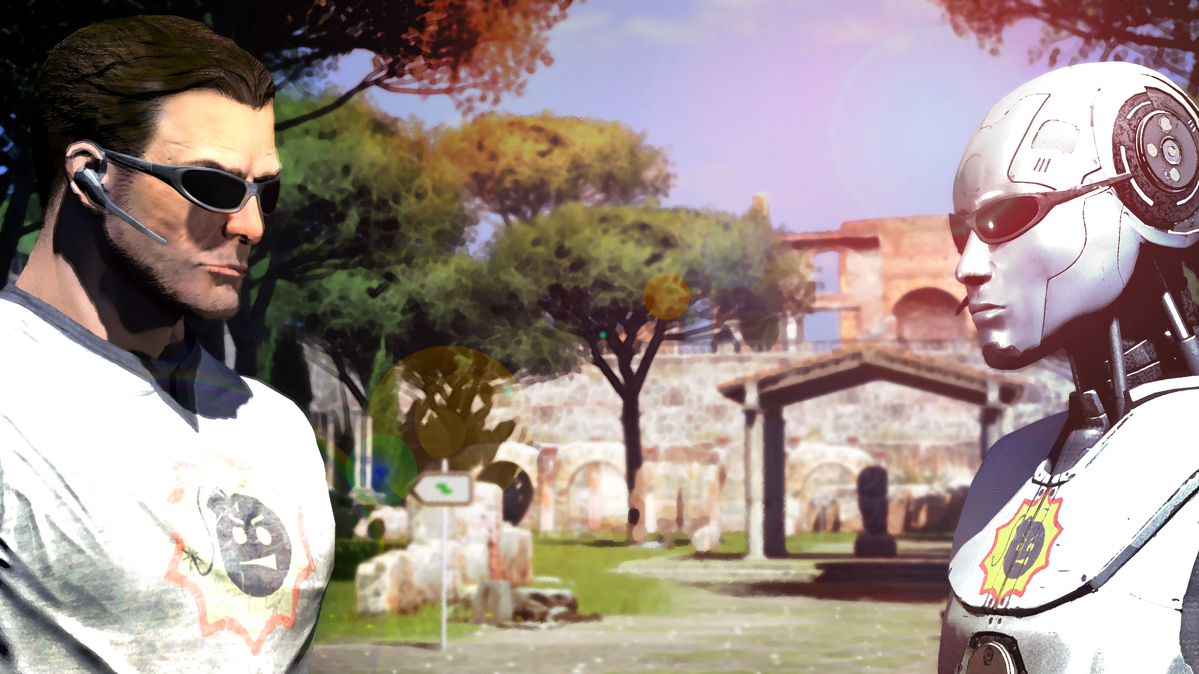 The Talos Principle - Serious DLC screenshot