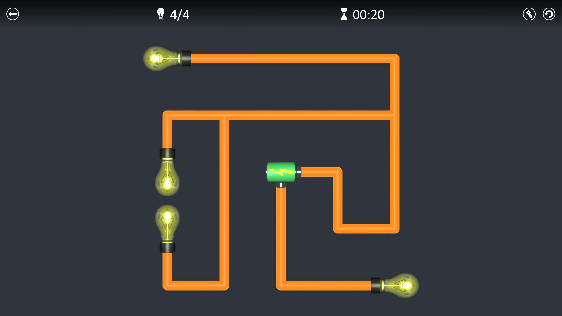 Electric Circuit screenshot