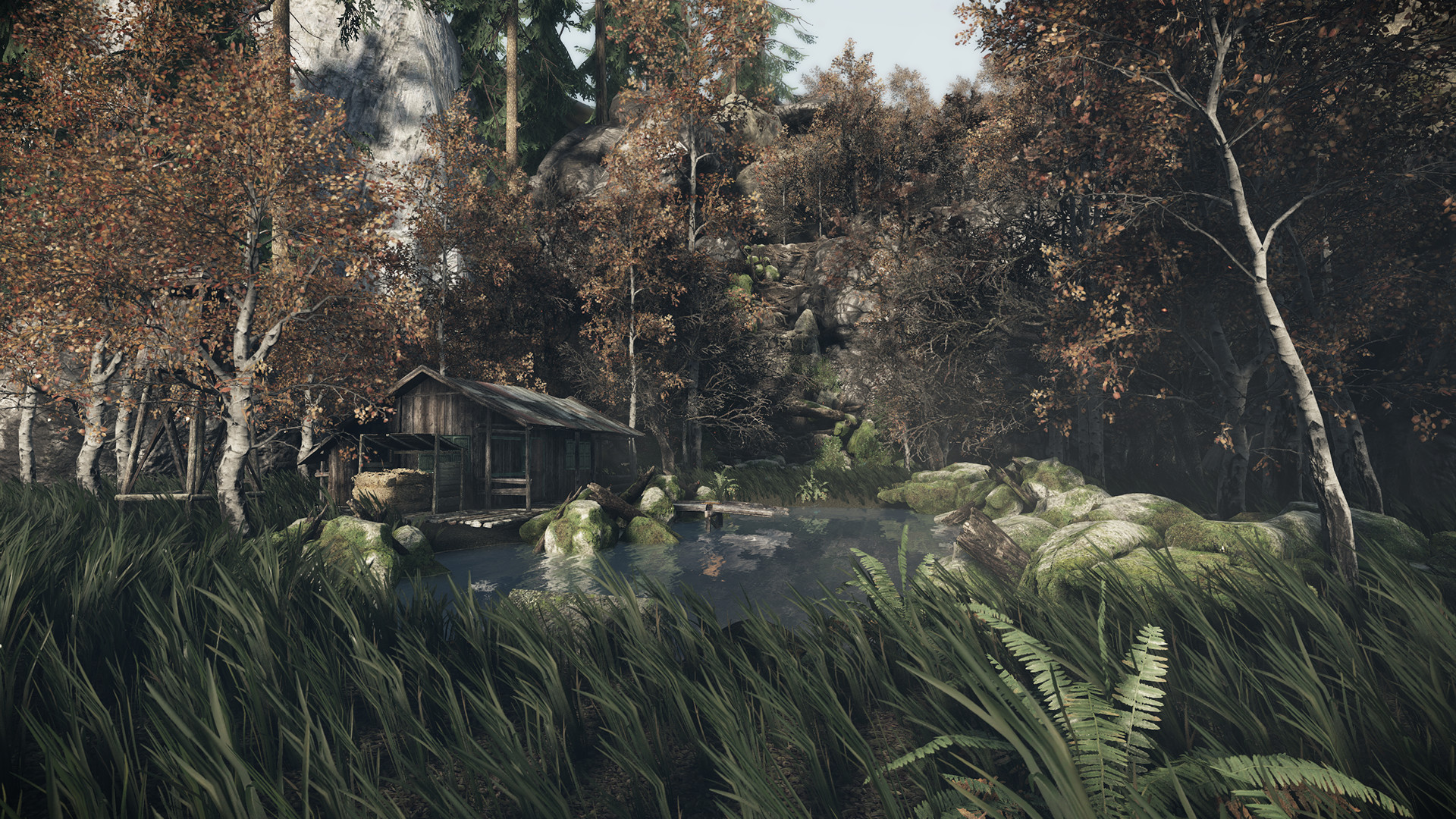The Lost Valley screenshot