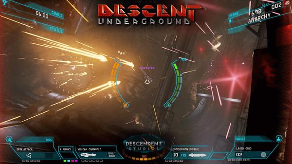 Descent Undergeround