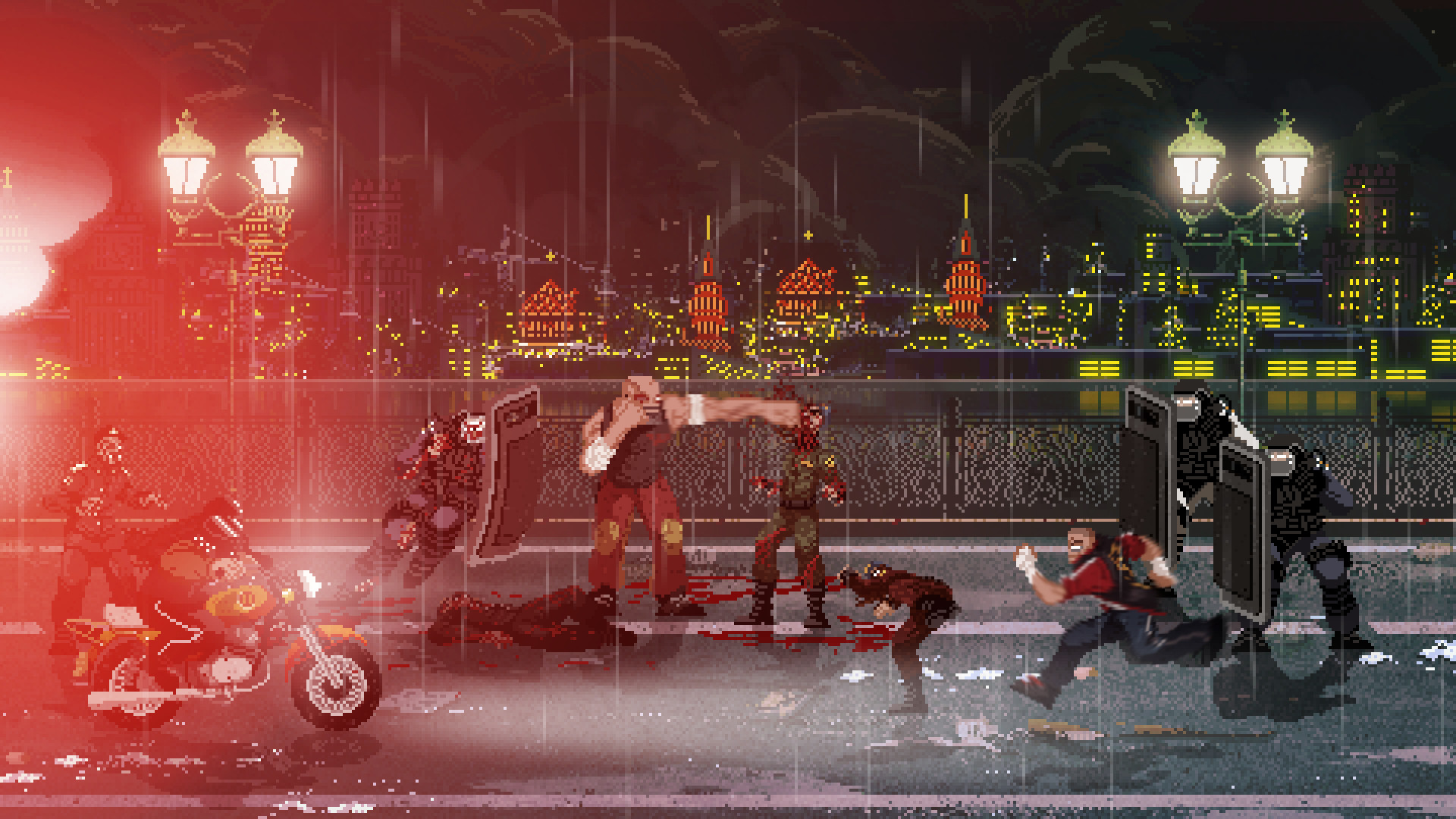 Mother Russia Bleeds screenshot