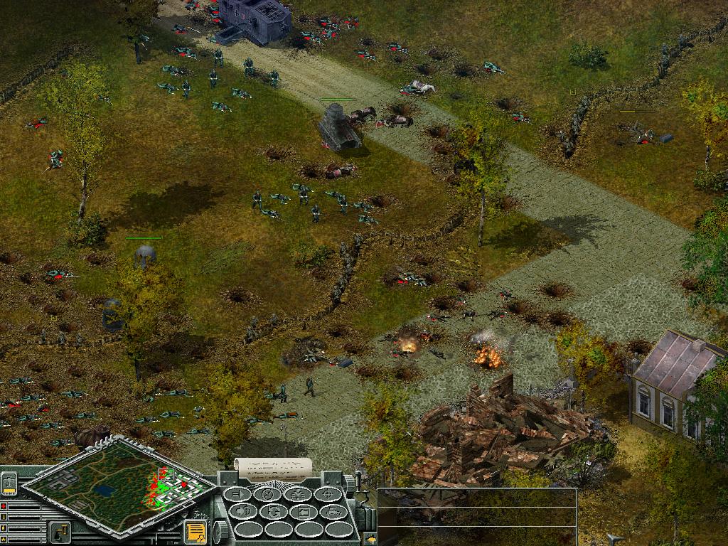 World War I screenshot