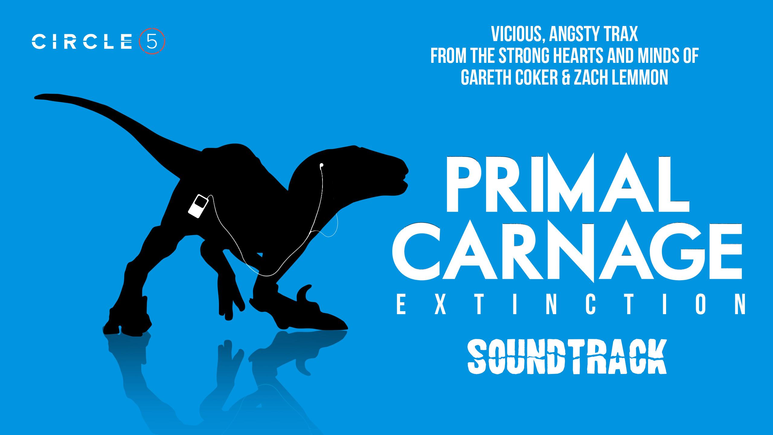 Primal Carnage: Extinction Soundtrack screenshot