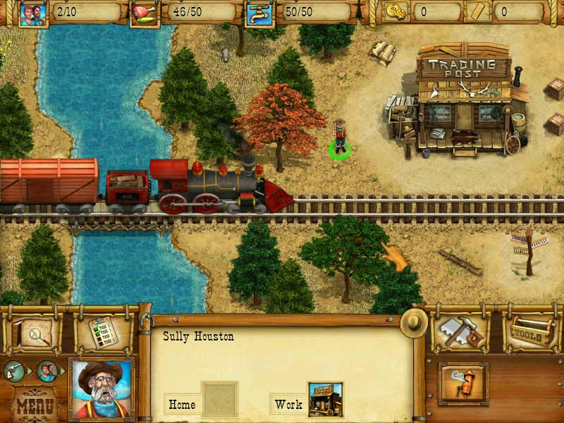 Westward Collection screenshot