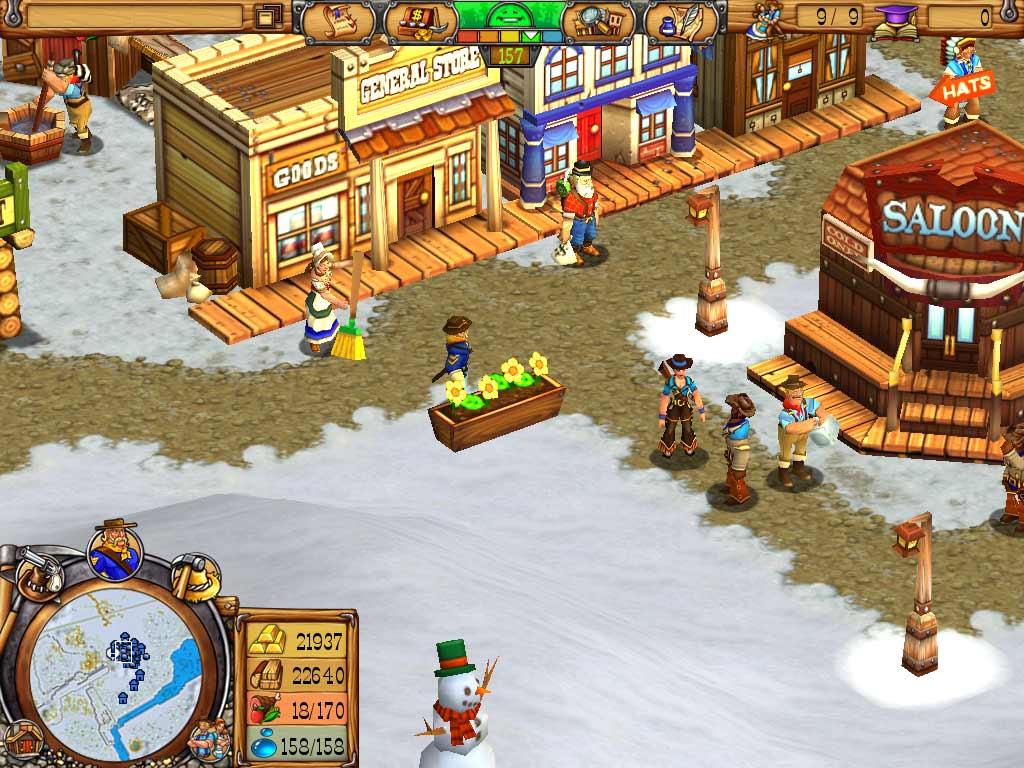 Westward Collection screenshot