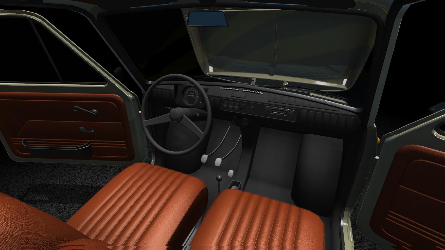 Car Mechanic Simulator 2015 - Youngtimer screenshot