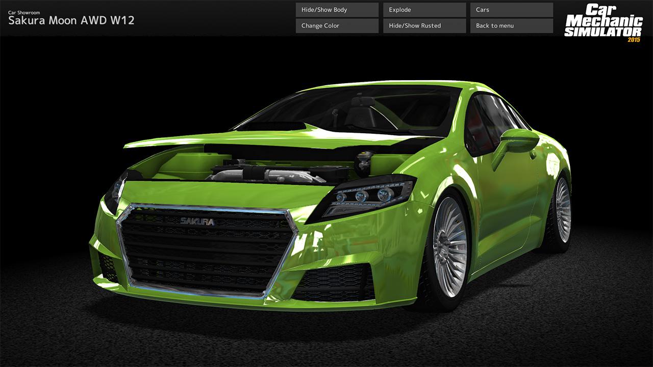 Car Mechanic Simulator 2015 - Total Modifications screenshot